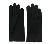 A.P.C. Handschuhe mit Shearlin-Besatz