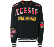 'Brave Generation' Pullover