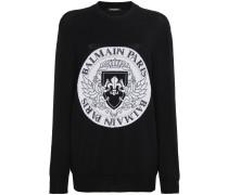'Emblem' Pullover