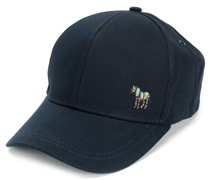 embroidered zebra cap