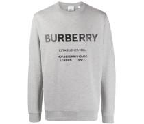 "Sweatshirt mit ""Horseferry""-Print"