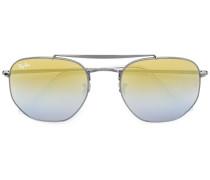 aviator gradient lens sunglasses
