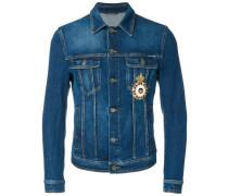 Jeansjacke mit Vordertaschen