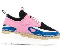 'K-lastic' Sneakers mit Plateau