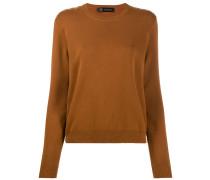 Pullover mit Greca-Muster