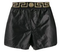 greca border swim shorts