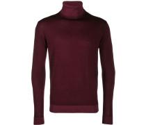 fine knit roll neck jumper