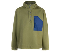'Compact Terry' Pullover
