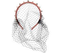 embellished mesh hairband