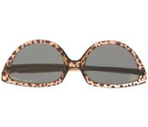 x Martine Rose 'SOS' Sonnenbrille