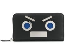 Portemonnaie mit Applikationen