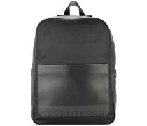 Rucksack mit Tasche vorne