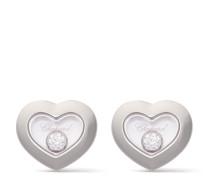 18kt 'Happy Diamonds Icons' Weißgoldohrstecker - Unavailable