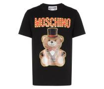 T-Shirt mit Teddybärenmotiv