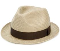 Panama-Hut mit Ripsband