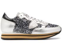 'Tropez Higher Flock' Sneakers