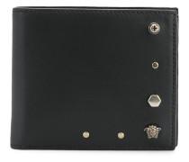Portemonnaie mit Medusa-Detail