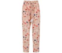 Sara printed trousers