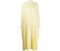 Hemdkleid im Oversized-Look