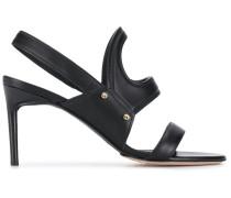 slingback strap sandals