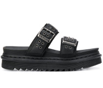 buckle strap sandals
