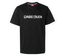 """T-Shirt mit """"Game Over""""-Print"""
