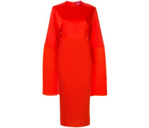 Kleid mit Oversized-Ärmeln