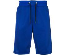 '4G' Shorts mit Seitenstreifen