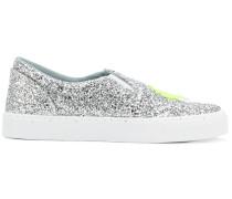 'Fluo Flirting' Slip-On-Sneakers