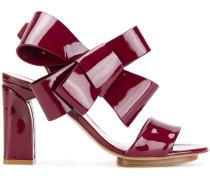 Sandalen mit Schleifen-Element