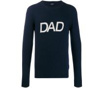 """Sweatshirt mit """"Dad""""-Print"""