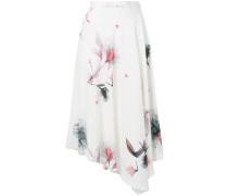 floral print kirt