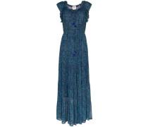 'Gianna' Kleid mit Blumen-Print