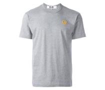 T-Shirt mit Herz-Patch