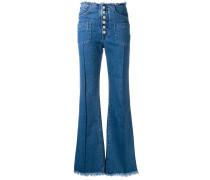 Jeans mit Tasche