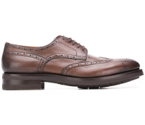 thick sole brogues