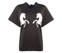 T-Shirt mit Pferd