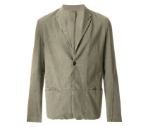 deconstructed blazer