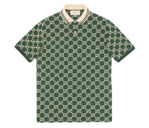 Poloshirt mit GG-Print