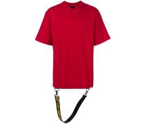 T-Shirt mit Riemen
