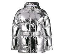 Oversized-Jacke mit Daunenfutter