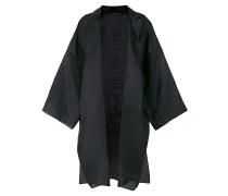 Kimono-Jacke in Oversized-Optik