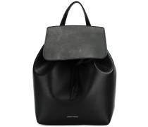 Mini Rucksack mit Klappdeckel
