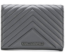 Klassic Quilted Fold wallet