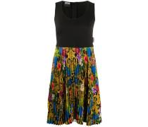 Kleid mit Brokat-Print