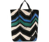 Gilles patchwork bag