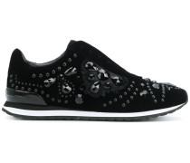 'Scarlett' Sneakers mit Verzierungen