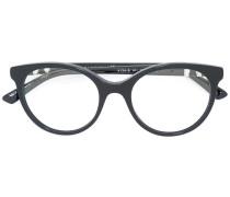Brille mit runden Gläsern