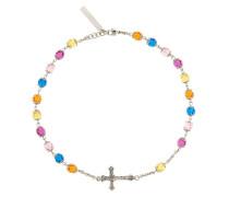 Rosario Pop choker necklace