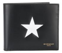 Portemonnaie mit Sternmotiv